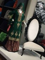 Eid or wedding Pakistani dress