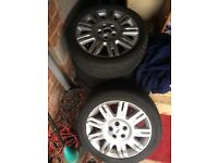 Ford Mondeo/Focus alloy wheels