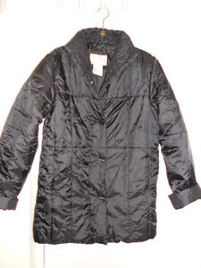 Variaty of NICE BLACK WINTER COAT and other take a look :) Kitchener / Waterloo Kitchener Area image 1