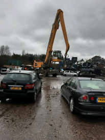Scrap cars Van's 4x4 pickups wanted