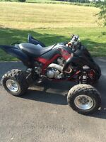 2008 Raptor 700 Special Addition