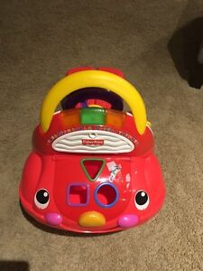 Fisher price ride on toy