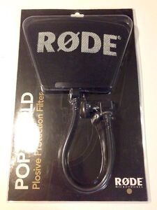Rode Pop Shield Plosive Protection Filter