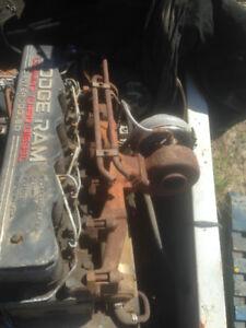 92 cummins diesel 6 cylinder engine