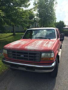 2x4 1996 Ford F-350 Diesel 7.3L 2999$!