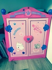 Build a bear wardrobe PINK perfect for Christmas