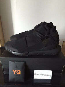 ADIDAS Y3 Qasa High BRAND NEW SIZE 8.5 9 9.5 10 10.5 11