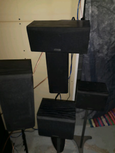 Kenwood home theater