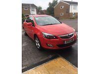Vauxhall Astra 1398cc petrol