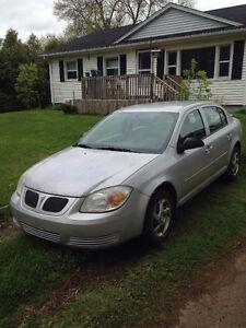 2005 Pontiac Pursuit Sedan