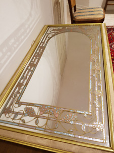 Moroccan uniquely designed wall mirror