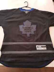 Limited Edition Toronto Maple Leafs Jersey