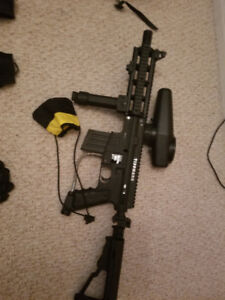 Paintball and gear