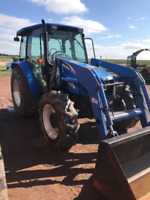 USED NEW HOLLAND TL80A TRACTOR WITH LOADER Truro Nova Scotia Preview