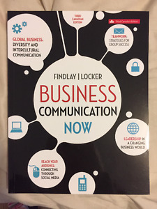 Business Communication Now - 3rd Canadian Edition