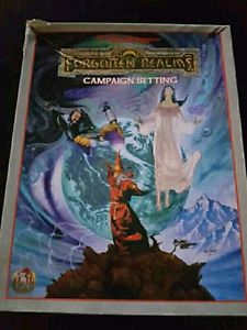 Dungeons & Dragons - Forgotten Realms - Campaign Setting