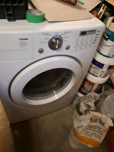LG DRYER FOR PARTS