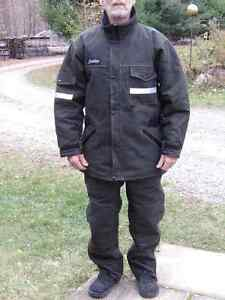 Winter 2 piece coveralls