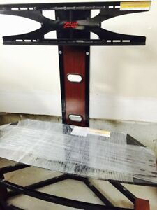 Z-line flat panel TV stand