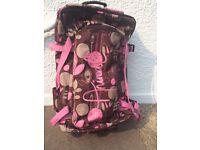 Animal wheeled suitcase