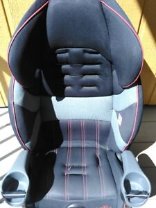 Two convertible carseats/booster