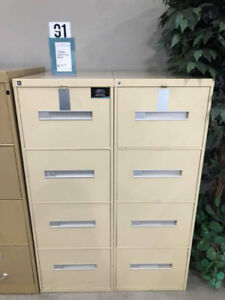 4 Drawer Vertical Filing Cabinets **Many Choices**