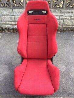 Wanted: WTB: Recaro SR3 seat in red