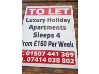 Holiday flats mablethorpe