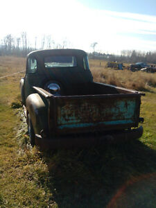 1954 GMC short box stepside