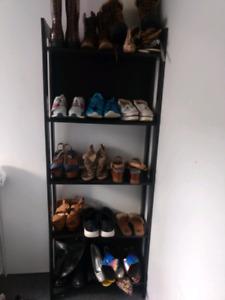Book shelf, Shoe rack