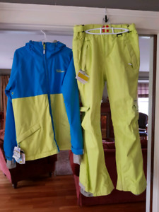 $125 Snowboard /Ski pants and jacket by Westbeach
