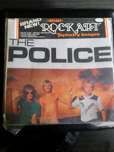 The Police - Band - Rock Art