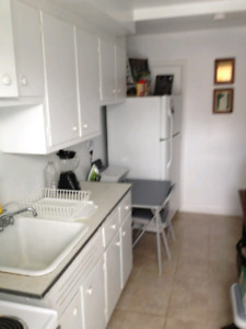 Bachelor in duplex for rent Montreal West / NDG