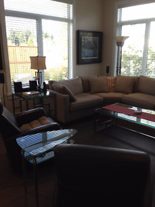 Parksville Exec TH Furnished; $2,600/mo + utilities