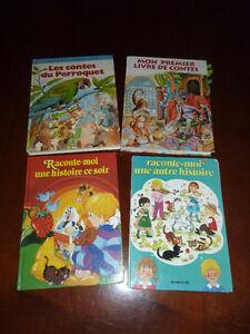 Livres de contes pour enfant