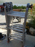 12 Ft. Featherlite Articulating Ladder