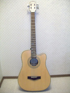 Fender BG-29 Acoustic Electric Bass