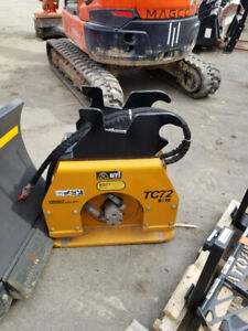 HYDRAULIC TAMPER/ VIBRATORY COMPACTOR FOR EXCAVATOR