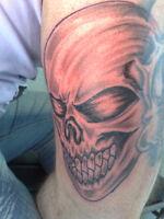 Tattoo Artist available