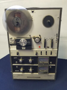 Electronic Audio Components  Roberts tape recorder