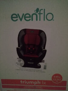 Brand new in box stage 2 car seat