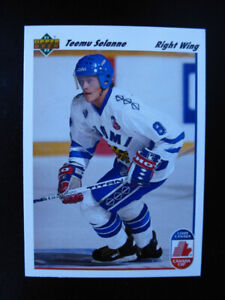 1991-1992 UPPER DECK Hockey Cards - 1-500 - Complete MINT