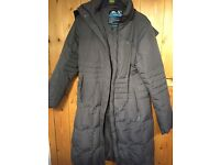 Treapass outdoor very warm coat size large womens