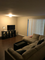 2 Bedroom 1 Bathroom Apartment Sublet or Lease Takeover