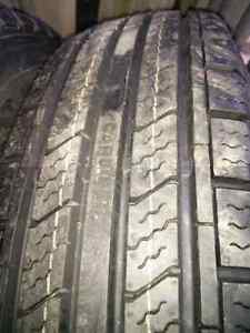 16 in HD trailer tires
