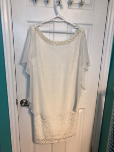 Ivory Wedding Dress - NEW with tags