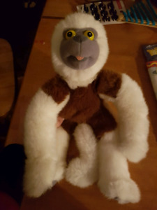 Zoboomafoo monkey! New without tag