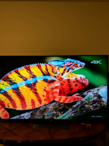 """65"""" sony XBR X930D 4K 3D ANDROID $800"""