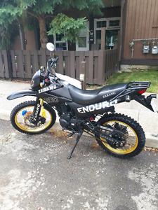 Keeway-zarang Enduro 200cc 2009