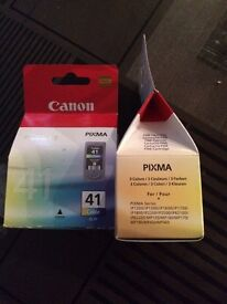 Genuine Canon ink cartridge